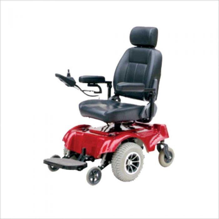 Electric wheelchairs - Kenya